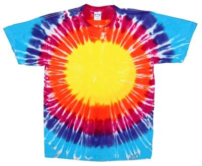Image for Yellow Rainbow Bullseye