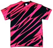 Image for Neon Pink/Black Zebra Stripe