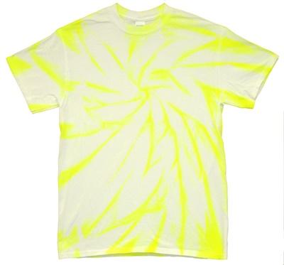 Image for Neon Yellow/White Vortex