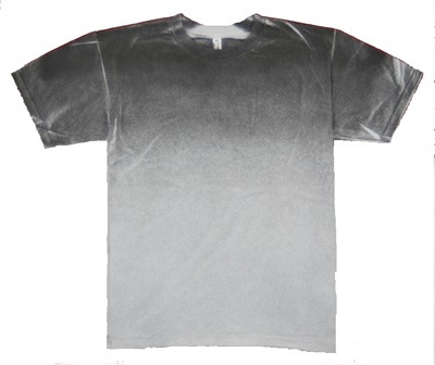 Image for Black/Silver Ombre