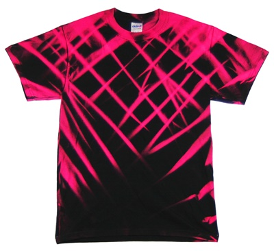 Image for Neon Pink/Black Mirage