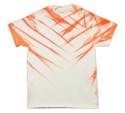 Image for Neon Orange/White Mirage