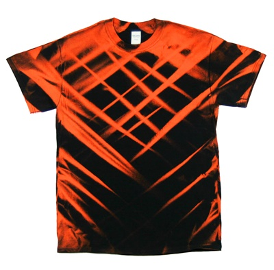Image for Neon Orange/Black Mirage