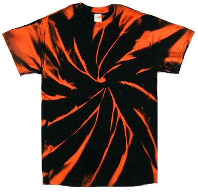 Image for Neon Orange/Black Vortex