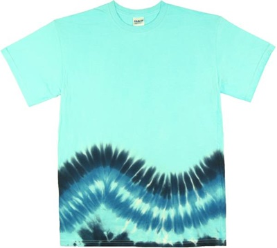 Image for Blue Lagoon Breaker Tie Dye