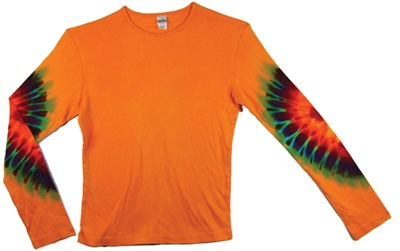 Sunset rainbow windjammer tie dye wholesaler for Custom tie dye shirts no minimum