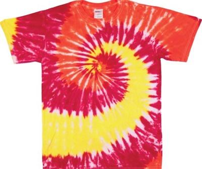 Image for Sunny Beach Swirl Tie Dye