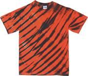 Image for Orange/Black Zebra Stripe