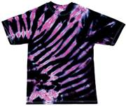 Image for Pink/Black Zebra Stripe