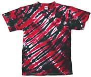 Image for Red/Black Zebra Stripe