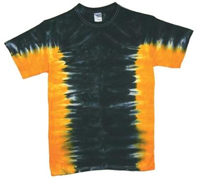 Image for Black/Gold Sports Stripe