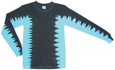 Image for Black/Turquoise Sports Stripe