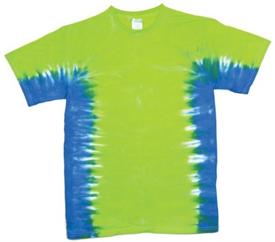Image for Lime/Royal Sports Stripe