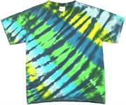 Image for Bright Green Cyclone Tie Dye