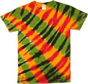 Image for Jamaican Cyclone Tie Dye