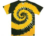 Sunflower/Black Swirl
