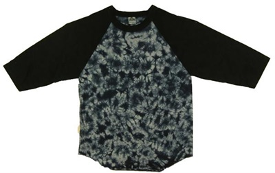 Image for Black Typhoon Raglan