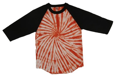 Image for Orange Hurricane Raglan