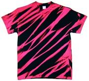 Image for Neon Pink/Black Zebra Stripe