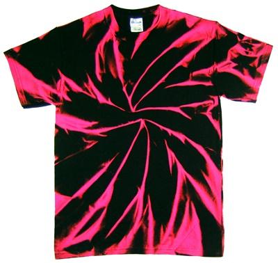 Image for Neon Pink/Black Vortex
