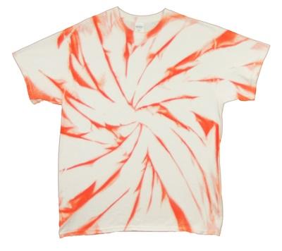 Image for Neon Orange/White Vortex