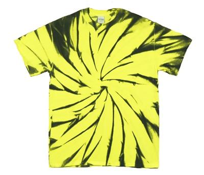 Image for Black/Neon Yellow Vortex