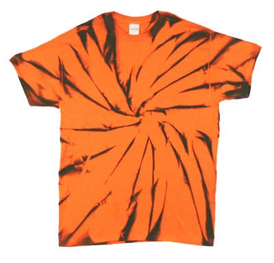 Image for Black/Orange Vortex