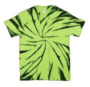 Image for Black/Neon Green Vortex