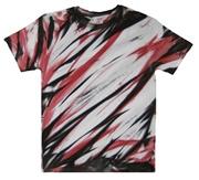 Image for Black/Red/White Laser
