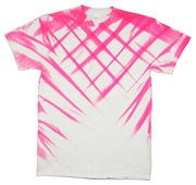 Image for Neon Pink/White Mirage