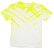 Image for Neon Yellow/White Mirage