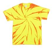 Image for Neon Orange/Yellow Vortex