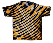 Image for Gold/Black Zebra Stripe