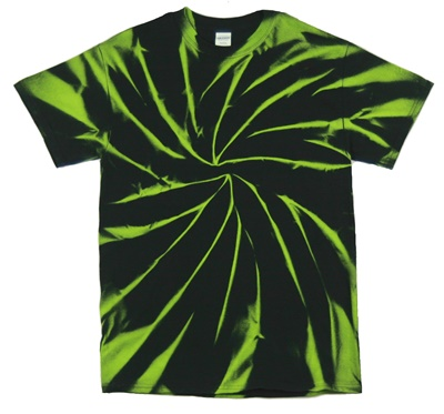 Image for Neon Green/Black Vortex