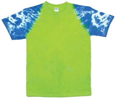 Image for Lime/Royal Sports Sleeve