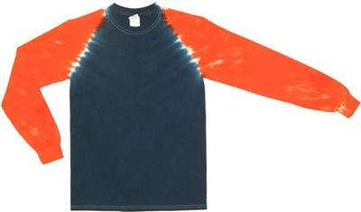 Image for Navy/Orange Sports Sleeve
