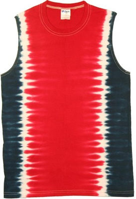 Image for Red/Navy Sports Stripe