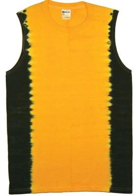 Image for Sunflower/Black Sports Stripe