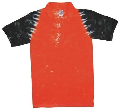 Image for Orange/Black Baseball Sleeve