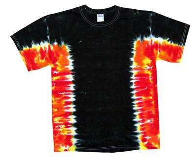 Image for Black Flame Side Stripe