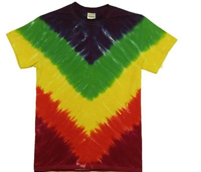 Image for Green Rainbow Vee